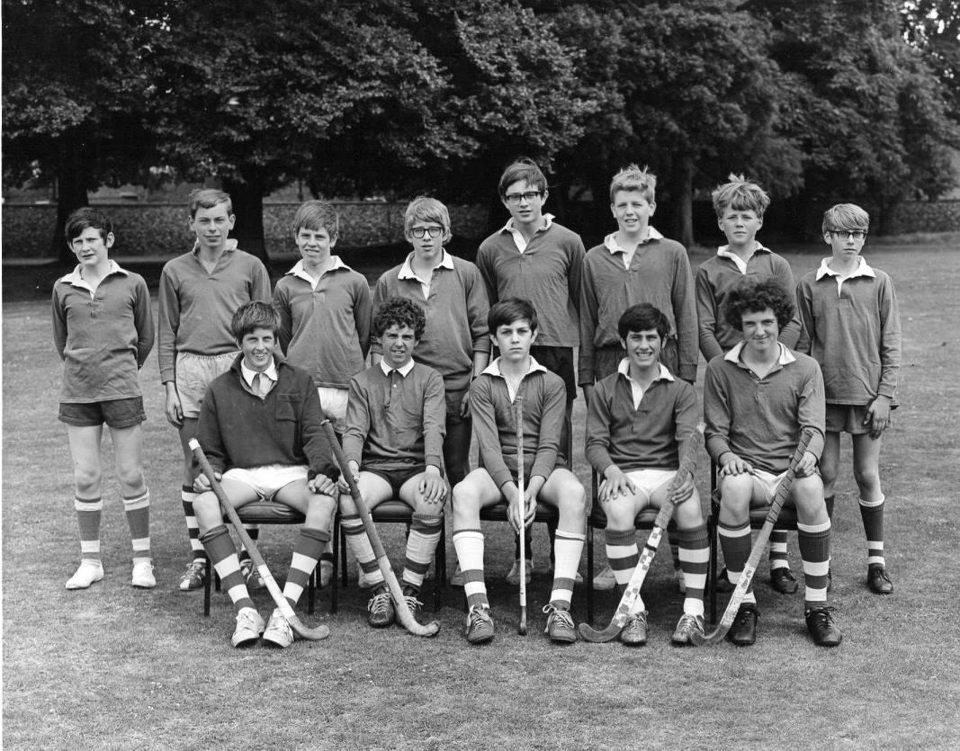 1967 1st Yr Hockey