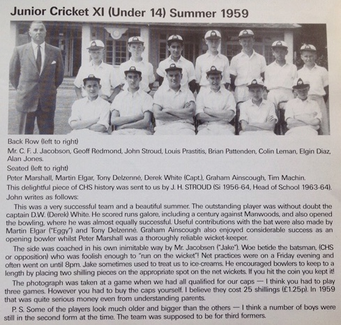 Cricket 1959